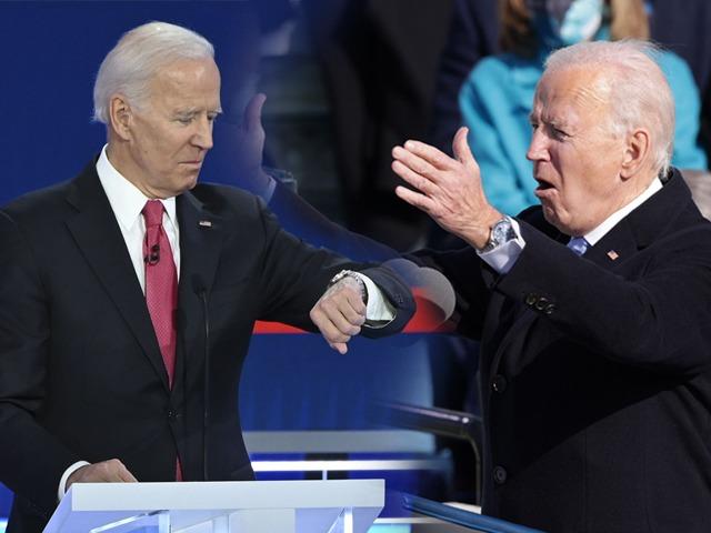 78 tuổi nhậm chức tổng thống Mỹ, Joe Biden chứng minh quyền lực chỉ qua chiếc đồng hồ đeo tay