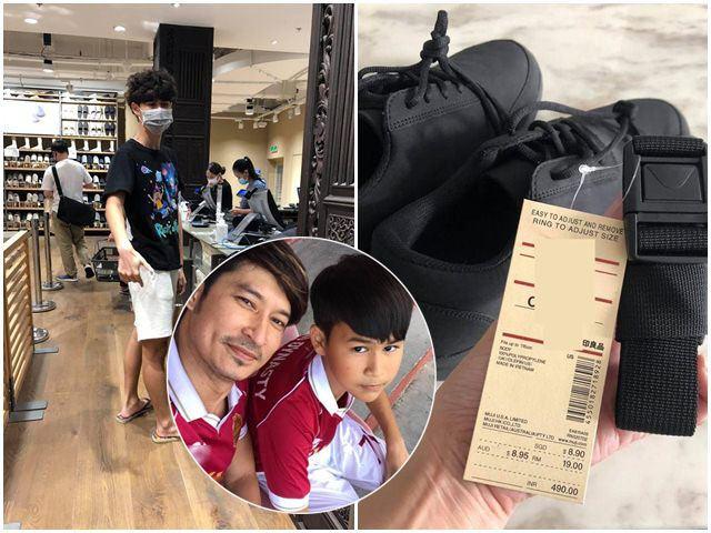 Con riêng điển trai của Huy Khánh: 14 tuổi có bất động sản riêng nhưng thích mua đồ sale