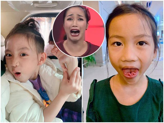 Con gái Ốc Thanh Vân có khả năng đặc biệt, chỉ 1% con người trên thế giới làm được