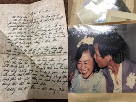 Con gái khoe bức thư tình của bố gửi mẹ cách đây 42 năm, CĐM hết lời ngưỡng mộ
