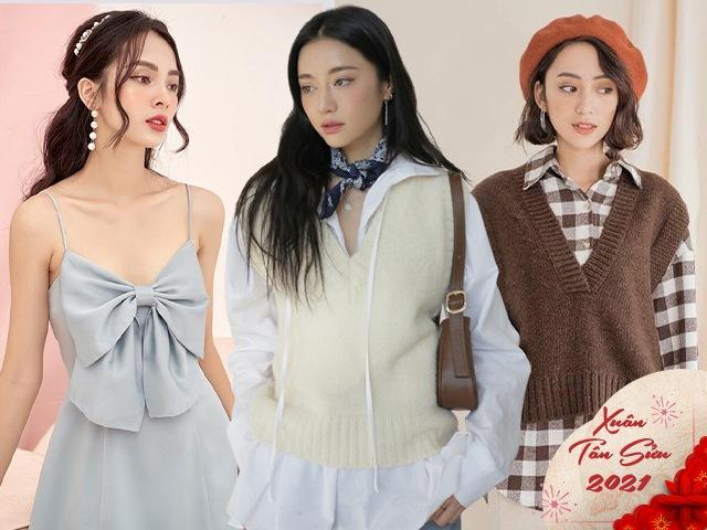 Lăng xê 7 món đồ mặc từ năm cũ qua năm mới này, nàng không lo bị chê lỗi thời