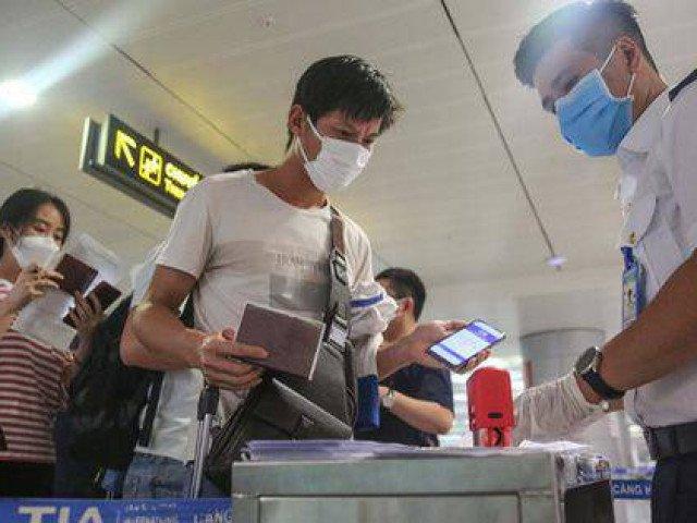 TP HCM thông báo khẩn tìm người đi cùng chuyến bay VN213 ngày 28-1