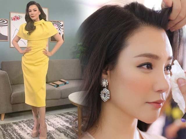 Gương mặt cứng đơ vì phẫu thuật thẩm mỹ không còn, Hồ Quỳnh Hương giờ xinh đẹp bội phần