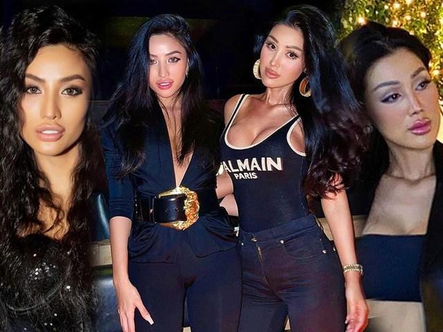 Bộ đôi hotgirl đình đám Sài Thành một thời gây ngỡ ngàng vì thay đổi diện mạo khó phân biệt