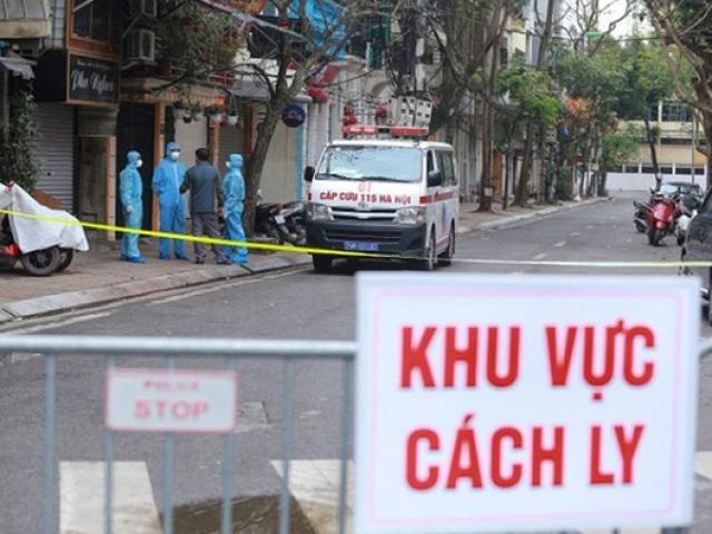 Thêm 9 ca mắc COVID-19, Hà Nội ghi nhận 1 trường hợp ở Đống Đa, là nhân viên ngân hàng