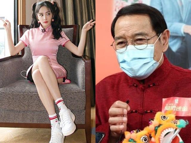 Từng là người 1 nhà giờ bố chồng cũ không muốn nhắc đến Dương Mịch