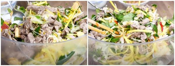 Cách làm gỏi bò ngon đơn giản tại nhà ăn mãi không chán - 4
