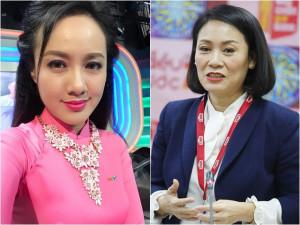 Những cặp chị em của MC VTV: Kín tiếng nhất là Tạ Bích Loan và em trai