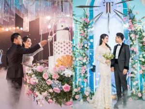 Phan Thành khoe clip siêu đám cưới 20 tỷ: Chỉ 4 phút đã thấy độ hoành tráng