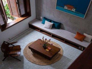 Ngôi nhà xập xệ thành không gian sống trong mơ ở TP Hồ Chí Minh