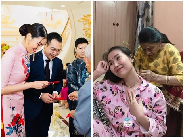 Ở nhà với bố mẹ sung sướng, sao Việt sẽ thế nào trong năm đầu tiên làm dâu?