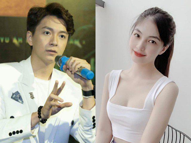Nhan sắc hot girl sinh năm 1997 bị soi là bạn gái sống chung nhà với Ngô Kiến Huy