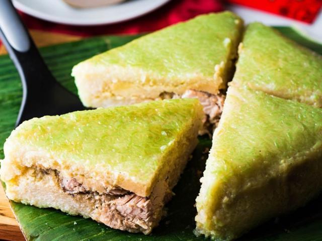 Gói nhiều bánh chưng chưa ăn hết, đem bảo quản theo cách này không lo thiu mốc