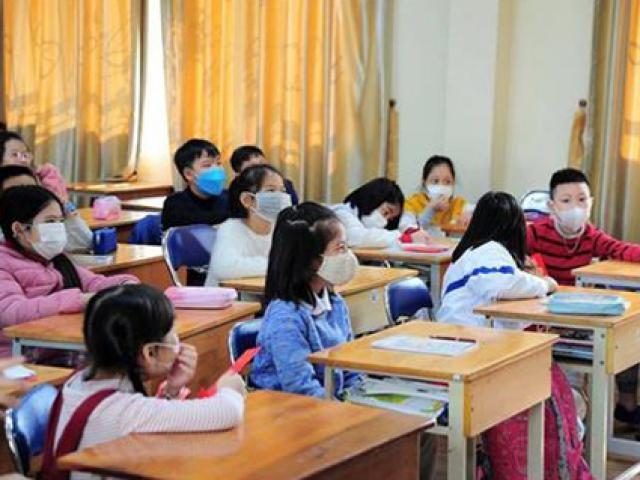 Lịch đi học trở lại của học sinh 63 tỉnh thành, trường ĐH đầu tiên cho nghỉ hết tháng 3