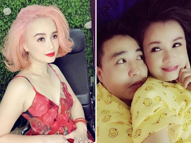 Trước khi ly hôn, Hoàng Yến 4 đời chồng từng vất vả mang bầu với chồng trẻ