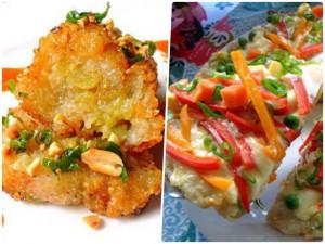 Bánh chưng thừa sau Tết đem làm những món này ai cũng ước bánh còn nhiều nữa