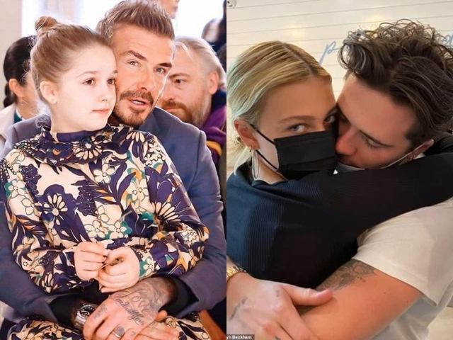 Buồn cho Beckham: 3 cậu con trai mải yêu đương, chỉ có con gái Harper là chân ái của bố