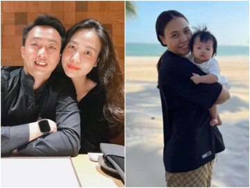 """Đàm Thu Trang bị chê kém sắc, mẹ vợ Cường Đôla an ủi con: """"Mộc mạc, chẳng phải áp lực"""""""