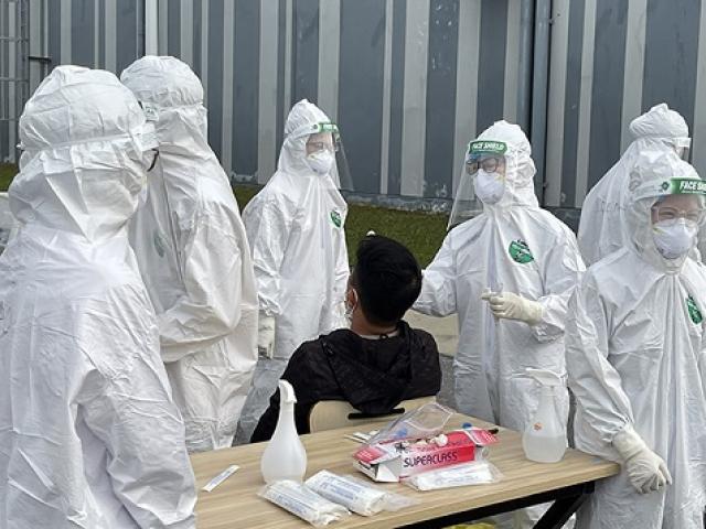 Cập nhật COVID-19 ngày 21/2: Hải Dương thêm 7 ca dương tính, nữ nhân viên Spa nghi nhiễm