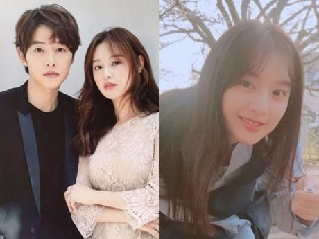 Người tình của Song Joong Ki: Khoe ảnh cũ mờ nhạt, nhìn nhan sắc ai cũng bất ngờ