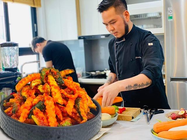 Đầu bếp mách cách làm kim chi từ các loại rau củ quả tuyệt ngon