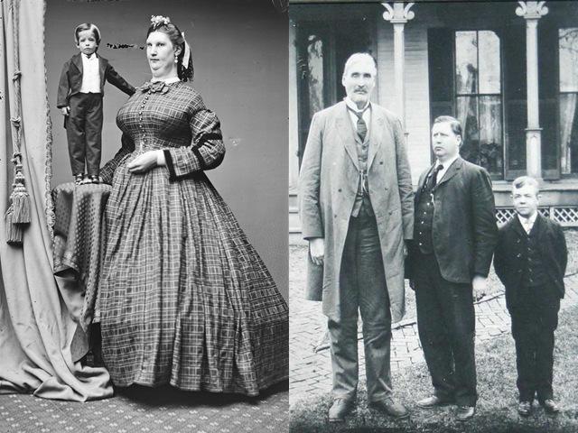 Cặp vợ chồng cao nhất thế giới: Chồng cao 2,41m, vợ cao 2,43m, sinh đứa con nặng 10kg