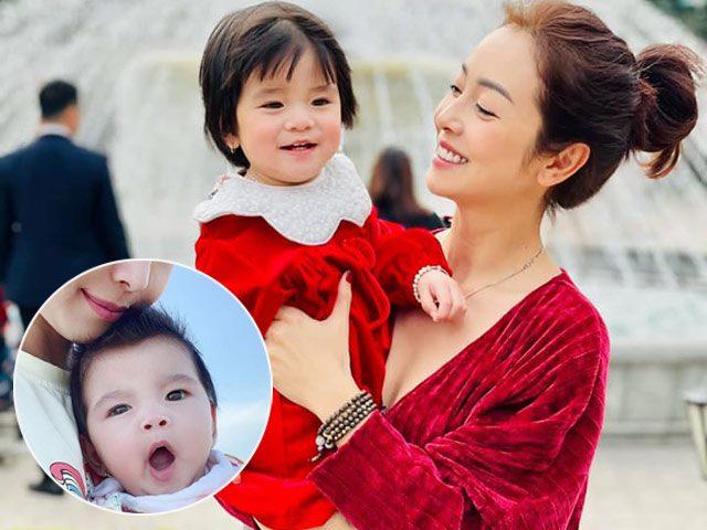 Lâu lắm Jennifer Phạm mới khoe mặt con gái út, bé lớn bổng, quá xinh