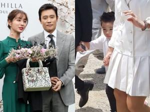 Con trai Lee Byung Hun: Bị giấu kín từ khi sinh ra, được khen khéo mồm dù mới 6 tuổi