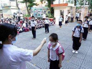 Học sinh hầu hết các tỉnh thành dự kiến đi học trở lại từ 1/3