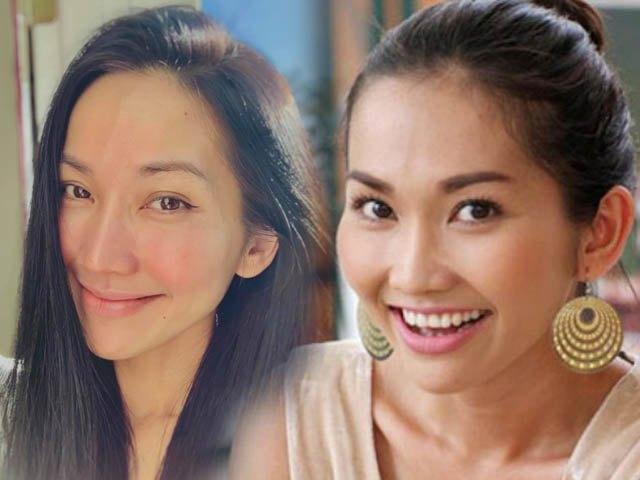Chỉnh nhẹ chiếc mũi, em gái thân thiết của Tăng Thanh Hà ngày càng nhuận sắc