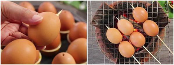 3 Cách làm trứng gà nướng tại nhà không bị trào ngon khó cưỡng - 5