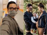 Giám khảo Rap Việt dành cả thanh xuân để chờ vợ đẻ, showbiz sắp đón bé Trâu Vàng đầu tiên