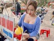 Ngộp thở với vóc dáng nóng bỏng của cô nàng bán sữa đậu ở Đà Lạt khiến CĐM điên đảo