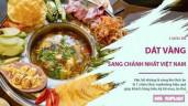5 món ăn dát vàng sang chảnh, ấn tượng ngay ở Việt Nam