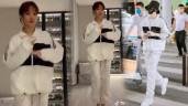 """Hari Won khoe clip nhảy nhót, tủ giày cao đụng nóc vẫn không """"hút sóng"""" bằng bộ cánh thùng thình"""