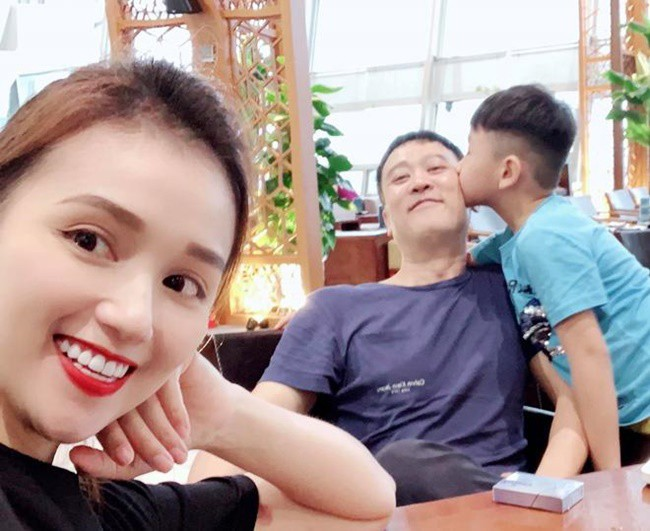 Total real-life talent La Thanh Huien: amp;  # 34;  In my career, there is always a figure of a man - 9