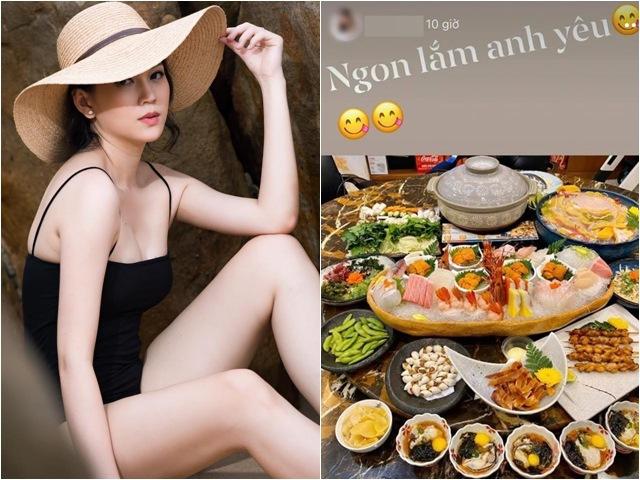 Phạm Ngọc Thạch đăng lại ảnh bữa ăn cũ, dân tình khen nấu quá đỉnh