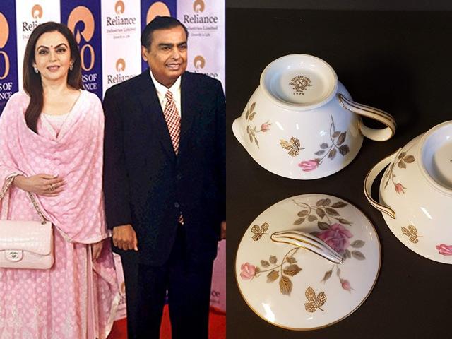 Vợ chồng tỷ phú giàu nhất châu Á khoe giàu: Đám cưới con gái 2.300 tỷ, ấm trà 4,6 tỷ