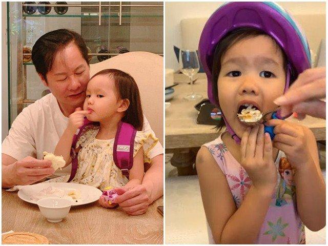 Chào đời có 3 biệt thự chục tỷ, con gái Phan Như Thảo còn ăn cá gần nửa triệu đồng/kg