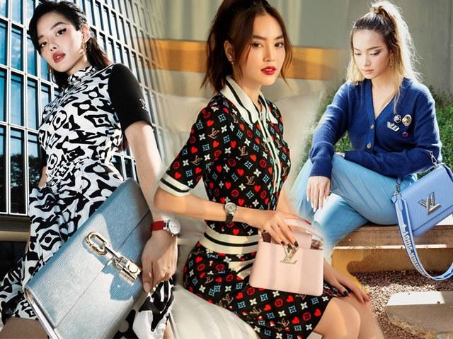 Sao Việt nô nức lên đồ dự show thời trang, xem online nhưng phong cách đẳng cấp quốc tế