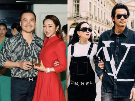 Vợ đại gia của sao Việt: Người hấp dẫn ở tuổi U50, người sinh con đôi vẫn đẹp mướt mắt
