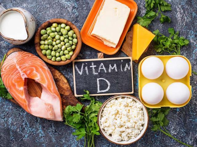 Vitamin D có tác dụng gì?