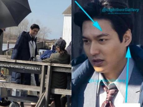 Ngôi sao 24/7: Dưới ống kính người qua đường, Lee Min Ho lộ gương mặt dấu hiệu khác lạ