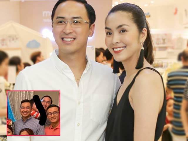 Đăng ảnh con trai Tăng Thanh Hà lên mạng, em chồng thiếu gia khéo léo bảo vệ danh tính bé