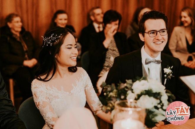 Lấy chàng trai Đức, cô gái Việt chưa một ngày phải làm dâu, còn được bố chồng làm thầy giáo
