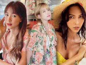 Hè này, dạo facebook sao Việt để biết nên tậu những màu son nào