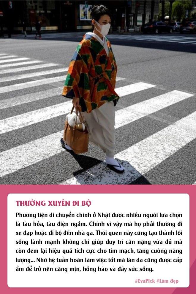 """Eva Pick: 8 thói quen của phụ nữ Nhật, làm theo cả 8 trẻ đẹp hoài chẳng cần """"dao kéo"""""""