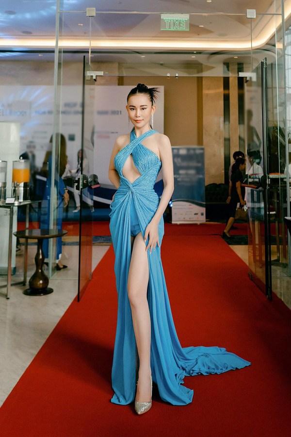 Giảm 5kg để body đẹp đỉnh, chân dài thẳng tắp, người đẹp cân đủ mọi thể loại váy áo - 5