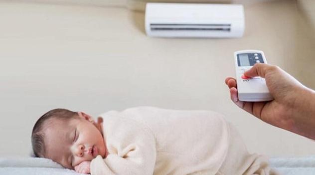 Nhiệt độ phòng cho trẻ sơ sinh thích hợp nhất và độ ẩm cần thiết - 1