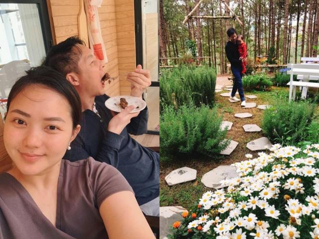 Sao Việt 24h: Phan Như Thảo khoe khu vườn cổ tích trong biệt thự 25 tỷ chồng tặng